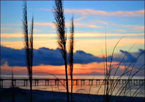 Sunrise in Chesapeake