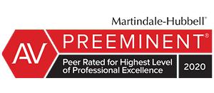 Martindale-hubbel AV preeminent logo