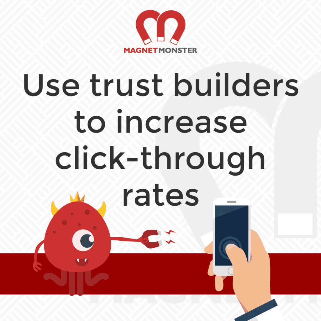 Using Trust Builder Emails to Increase Click-Through Rates
