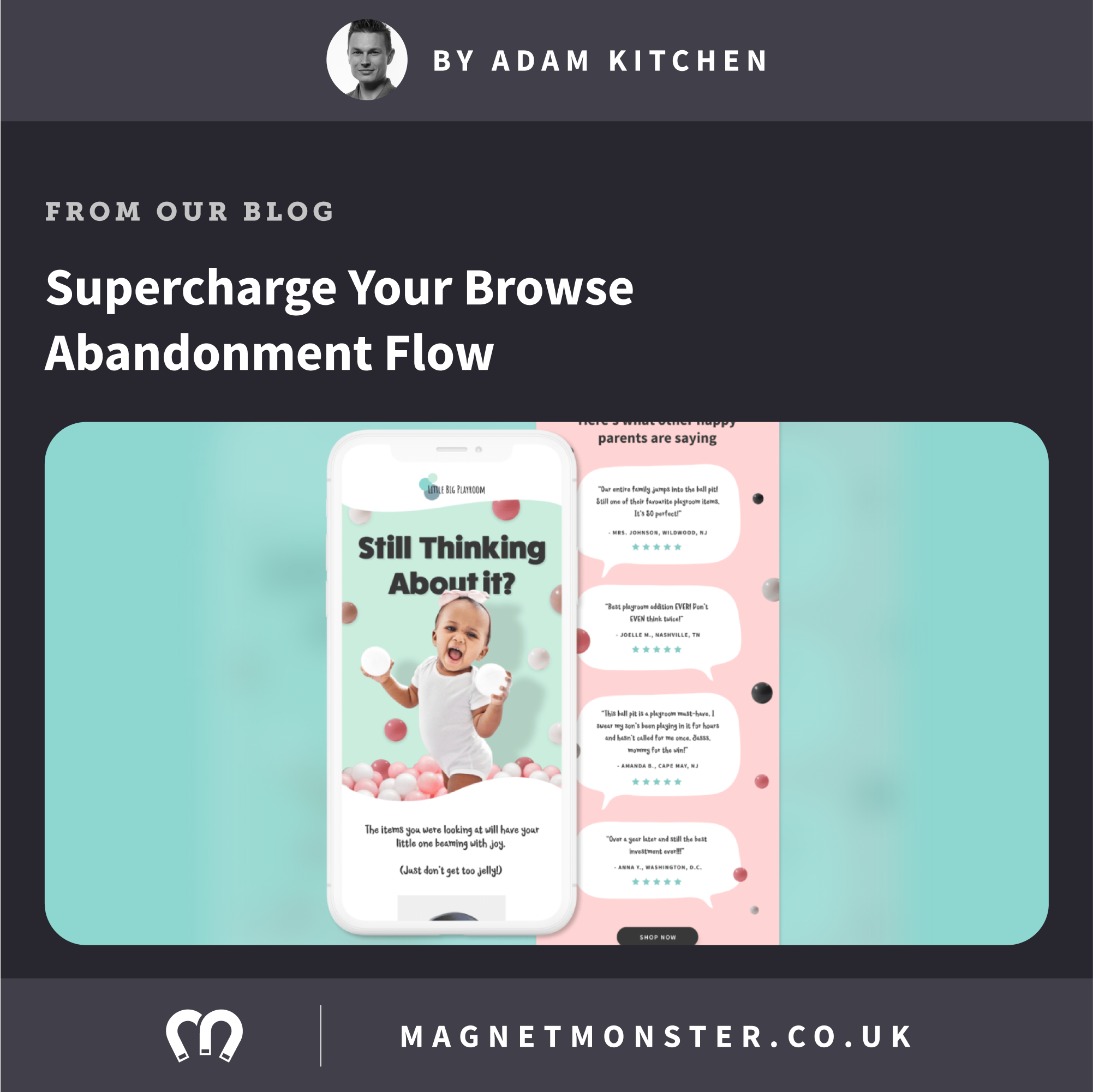 Browse Abandonment Flow Set-up in Klaviyo - Optimise revenue with these tweaks