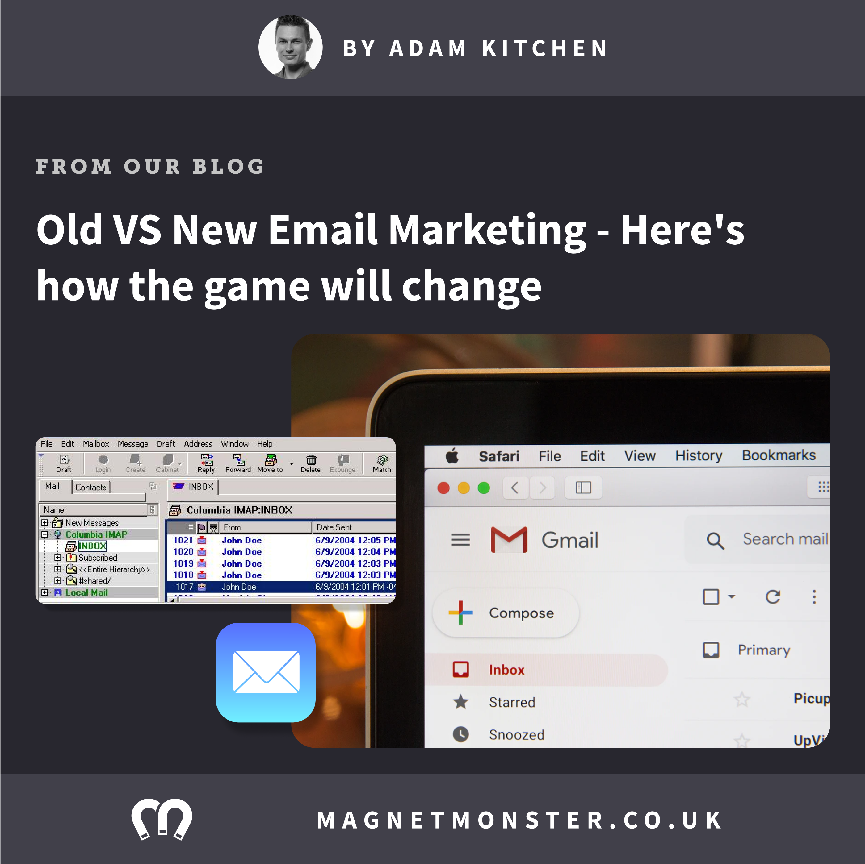 Email Marketing of the Past VS Future