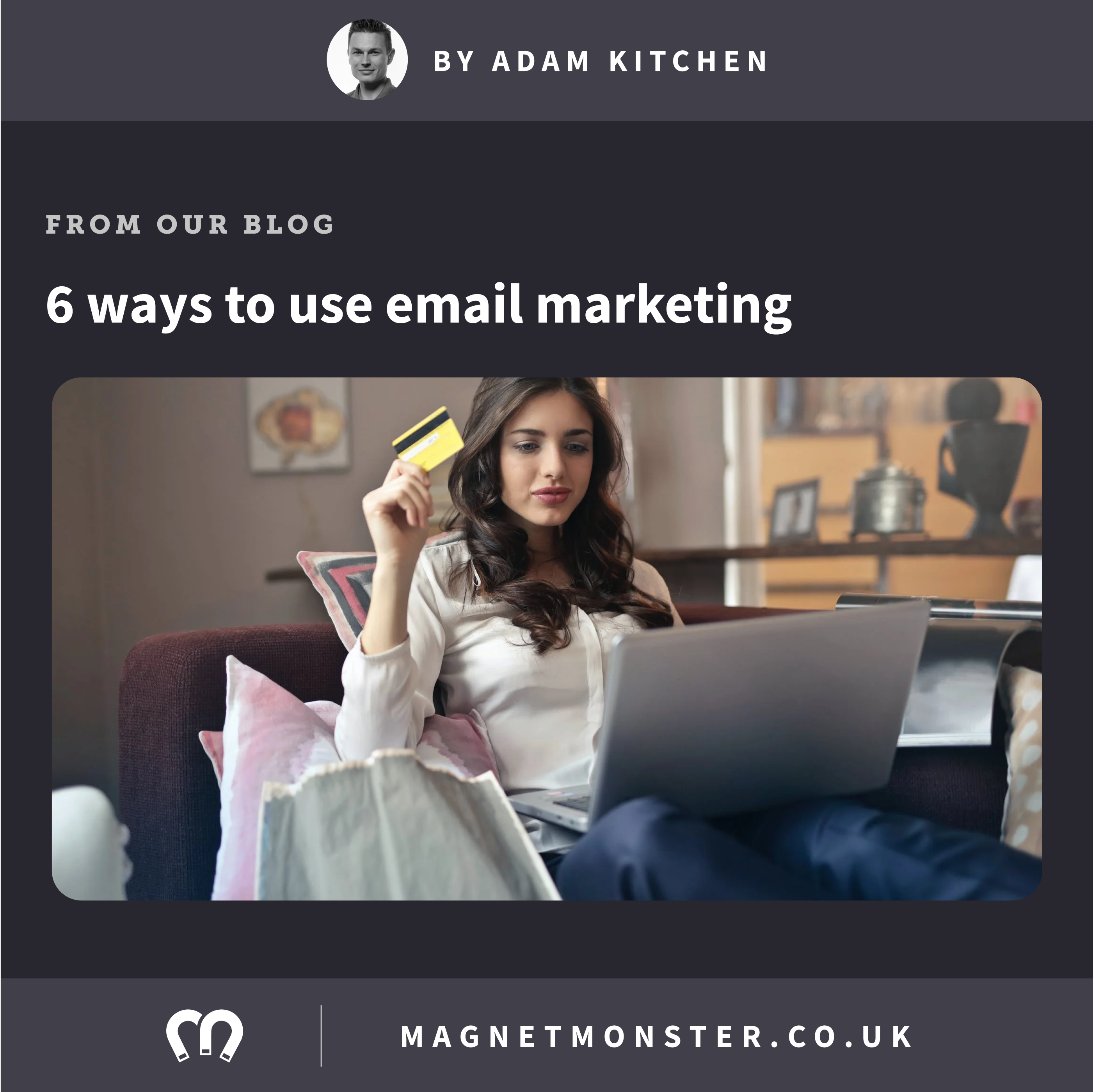 6 Creative Ways To Use Email Marketing