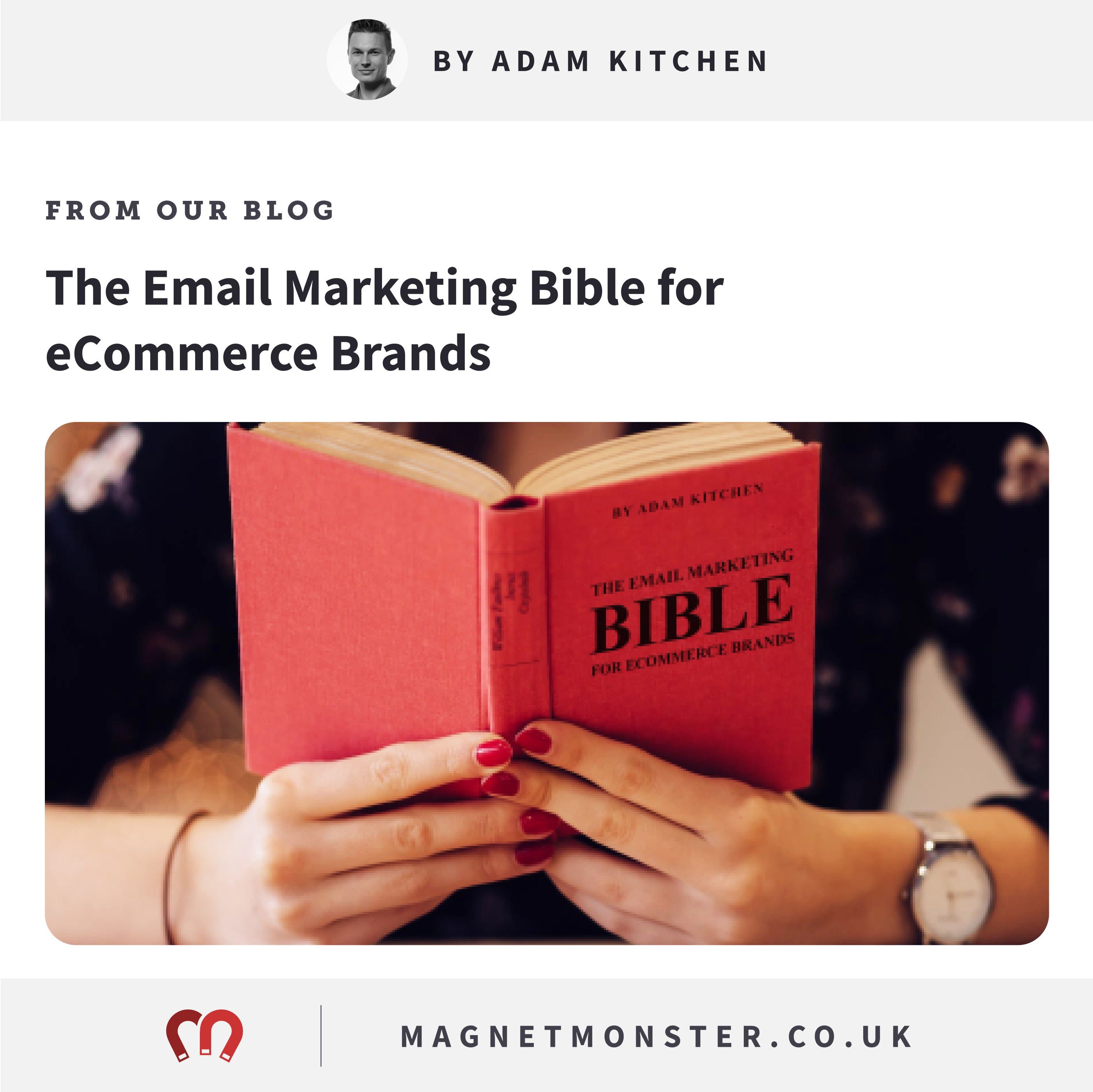 The Email Marketing Bible for eCommerce Brands