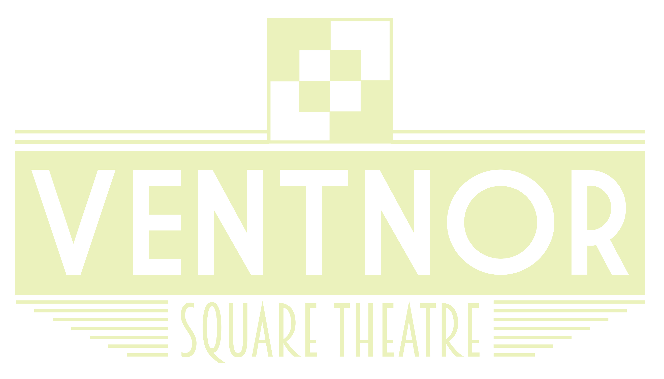 Ventnor Square Theatre Logo