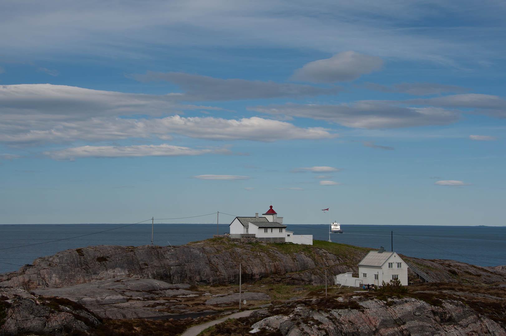 Et bilde av Averøy.