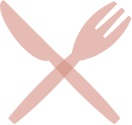 Knife and fork icon