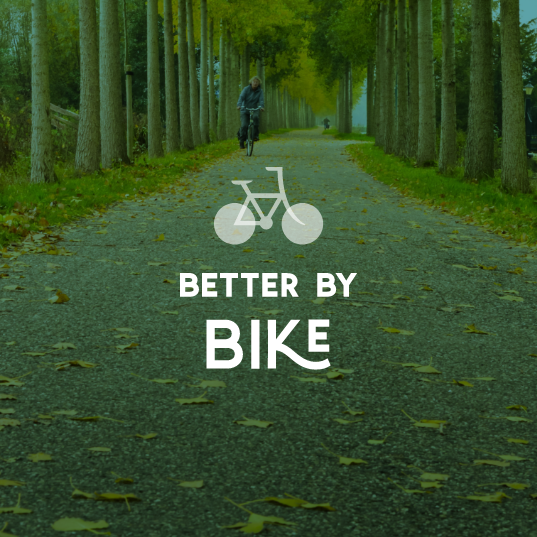 Better by bike images