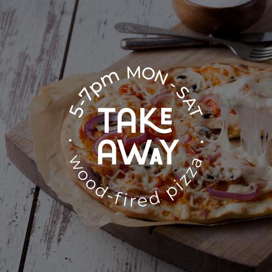 Takeaway pizza image
