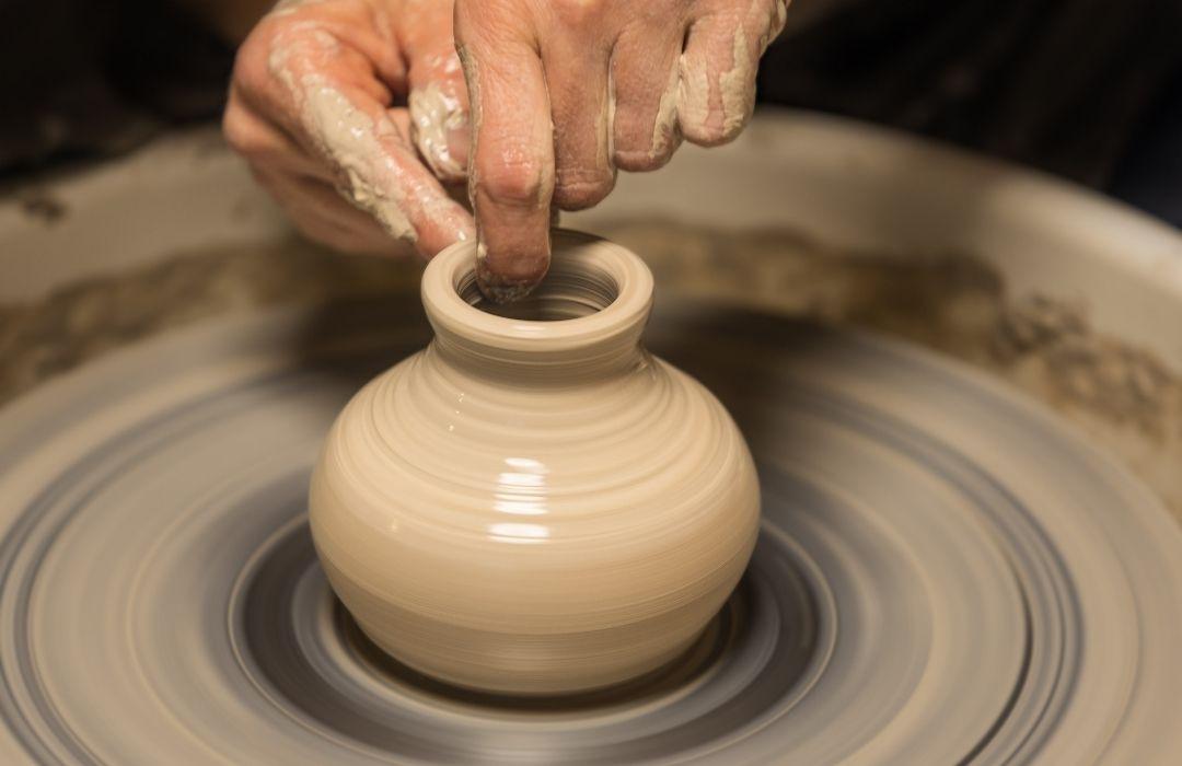 Pottery Demonstration