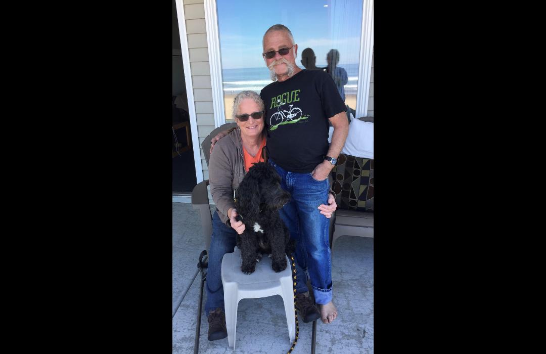 Jeff and Maureen Hanson