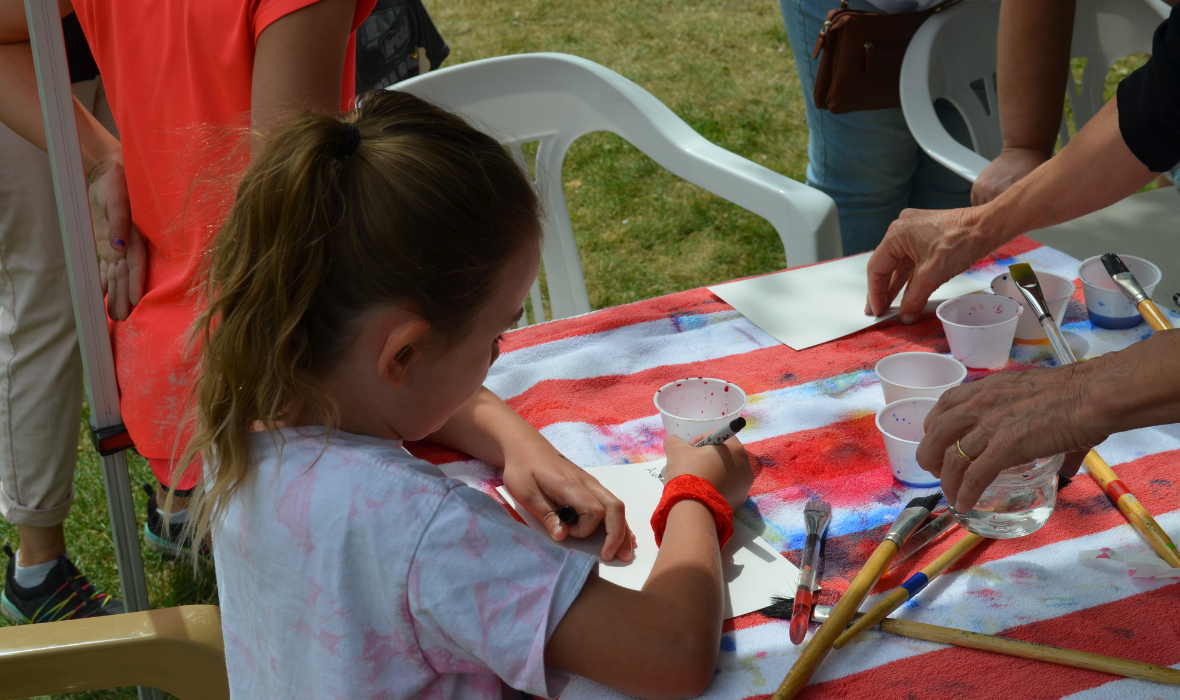 Art activities for all ages