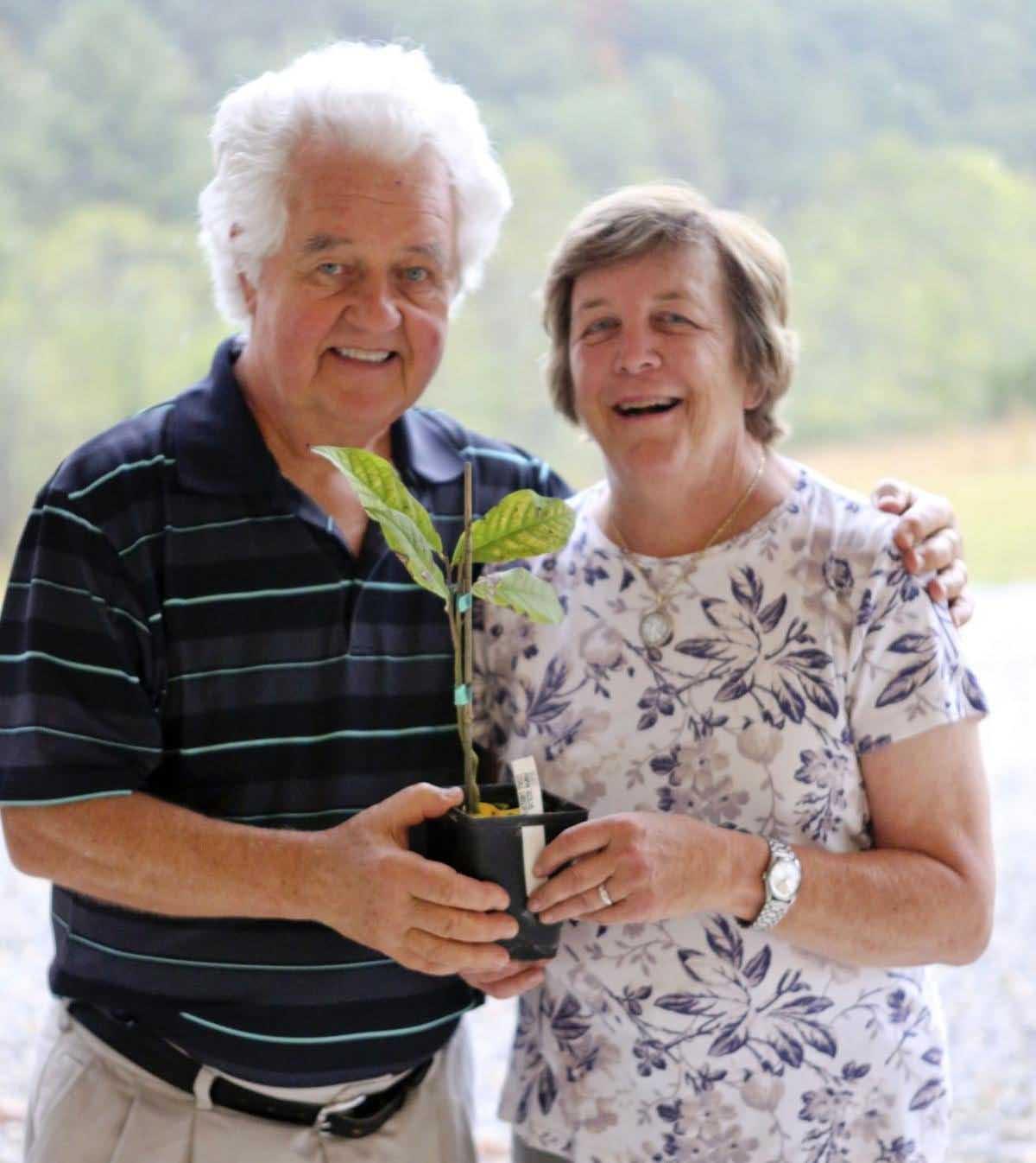 Jessee and Debby JBR Vineyards