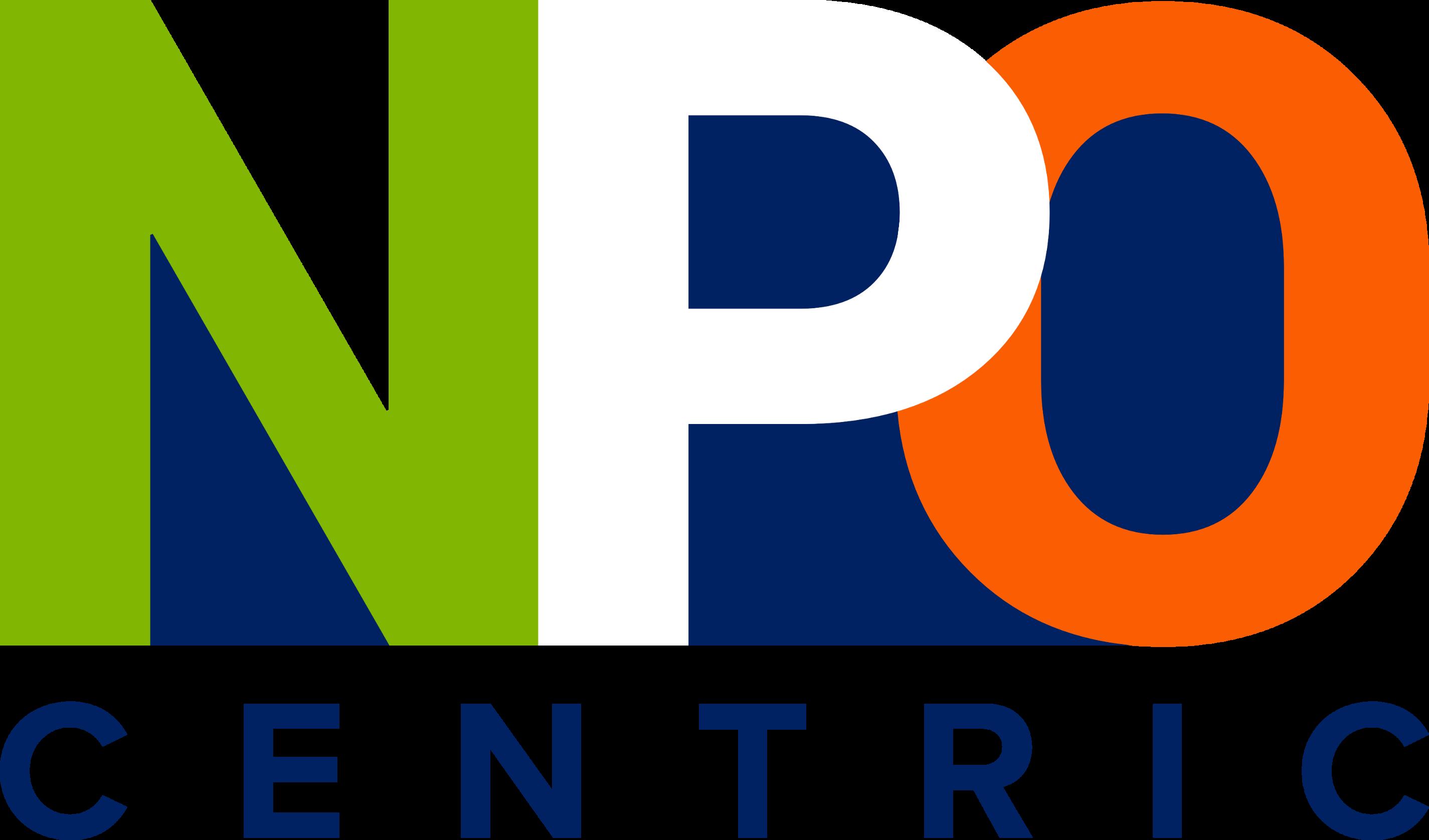 npo centric logo