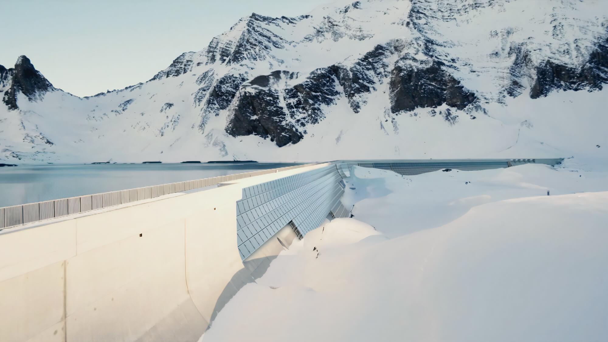Solarstrom direkt von der Muttenalp