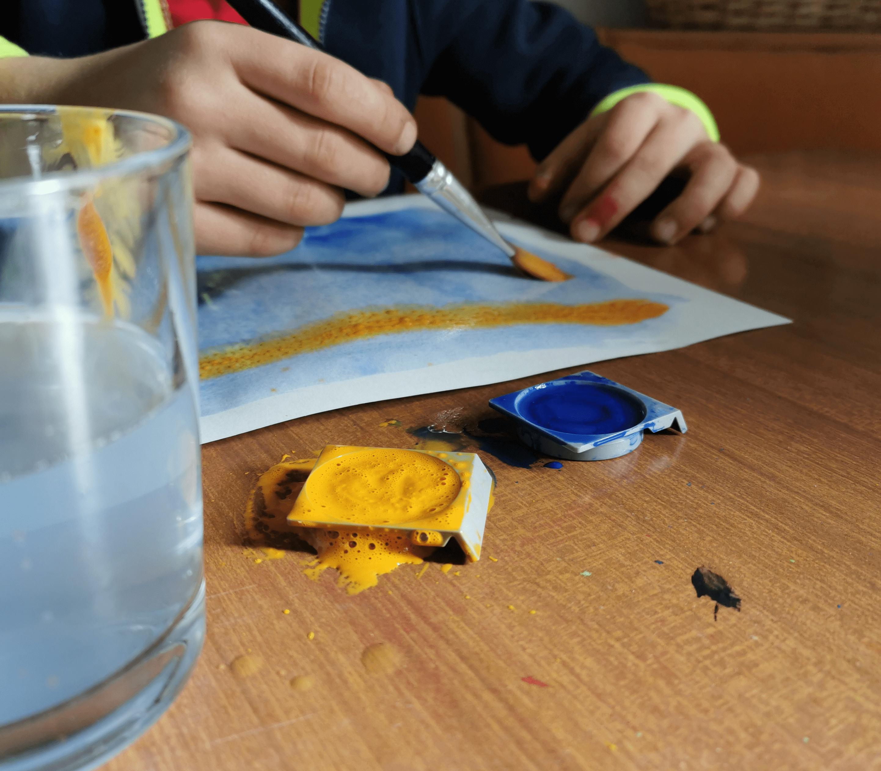 malen-mit-wasserfarben