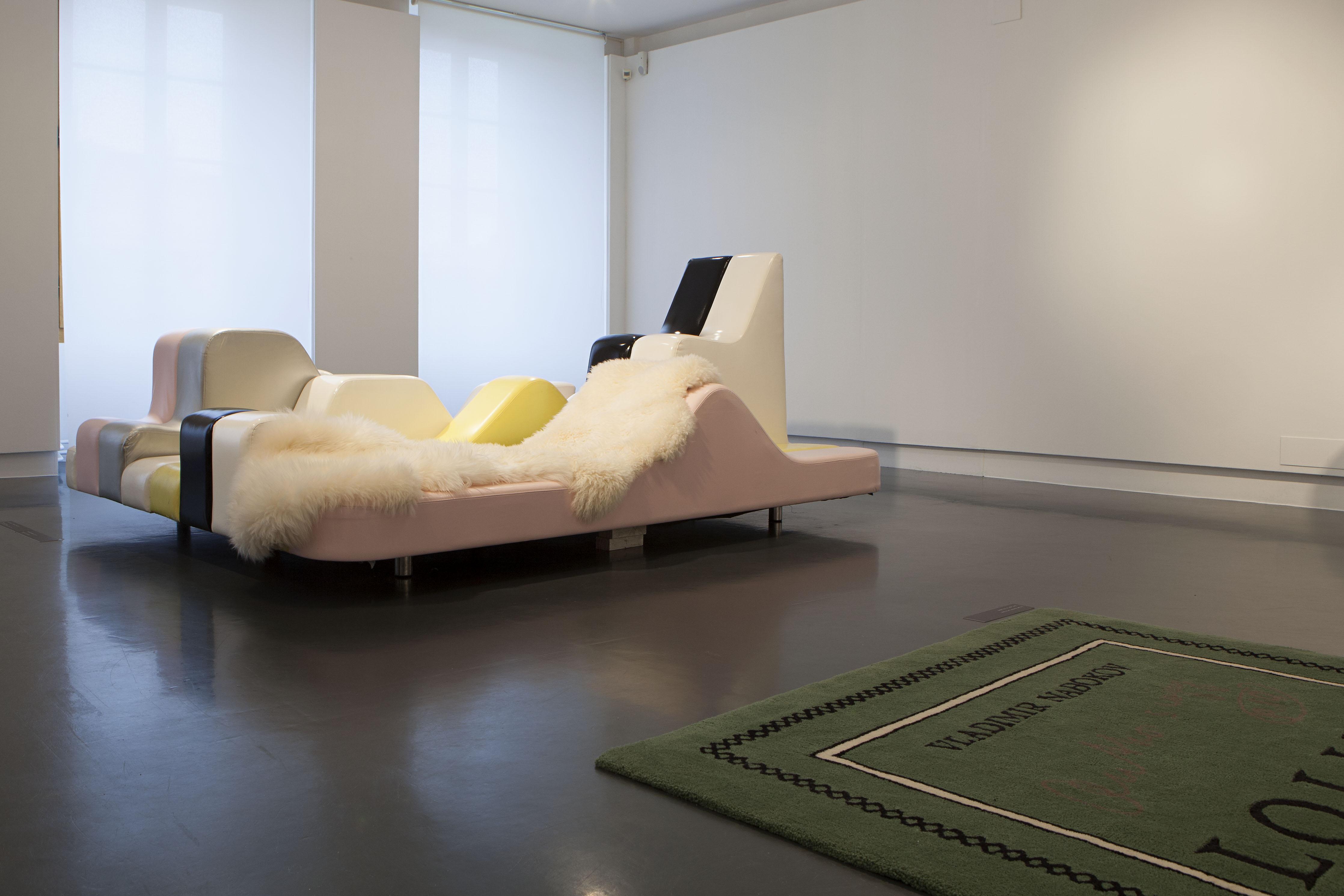 Nirvana: The strange forms of pleasure - MUDAC Musee de design et d'arts appliques contemporains