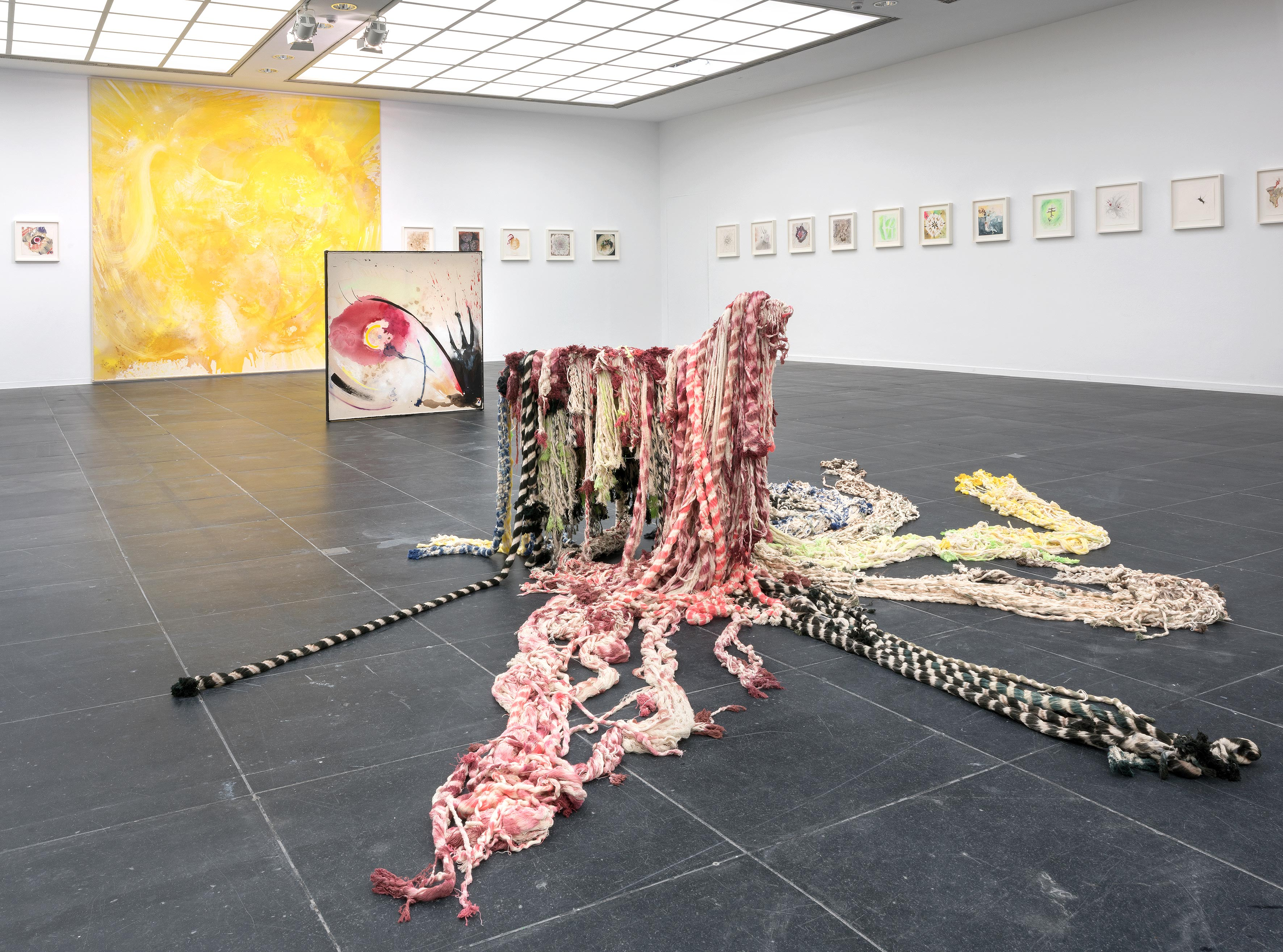 Reconnecting with the World: About the Poetic in Elements and Materials - Frankfurter Kunstverein