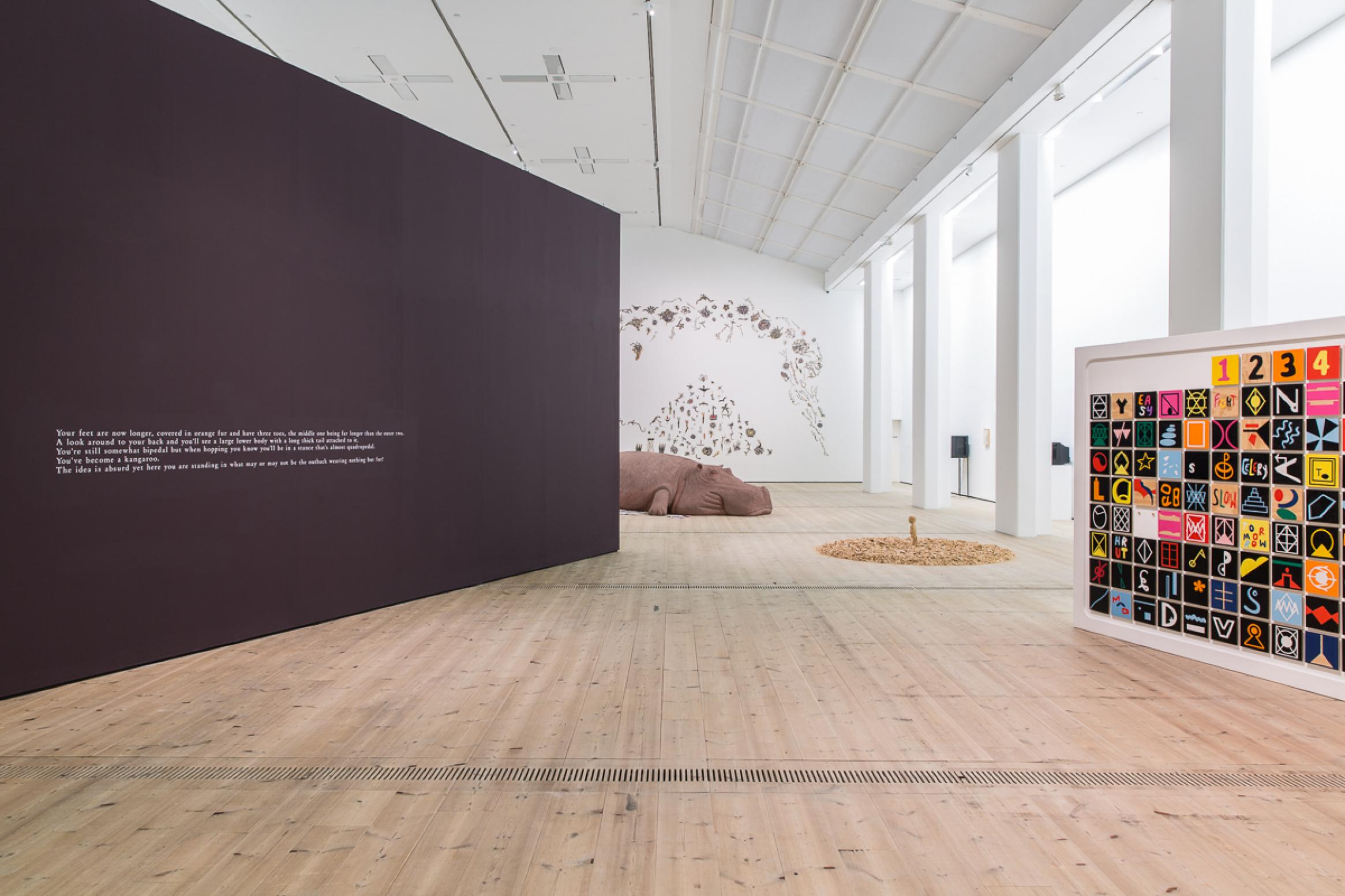 Animalesque / Art Across Species and Beings - Baltic