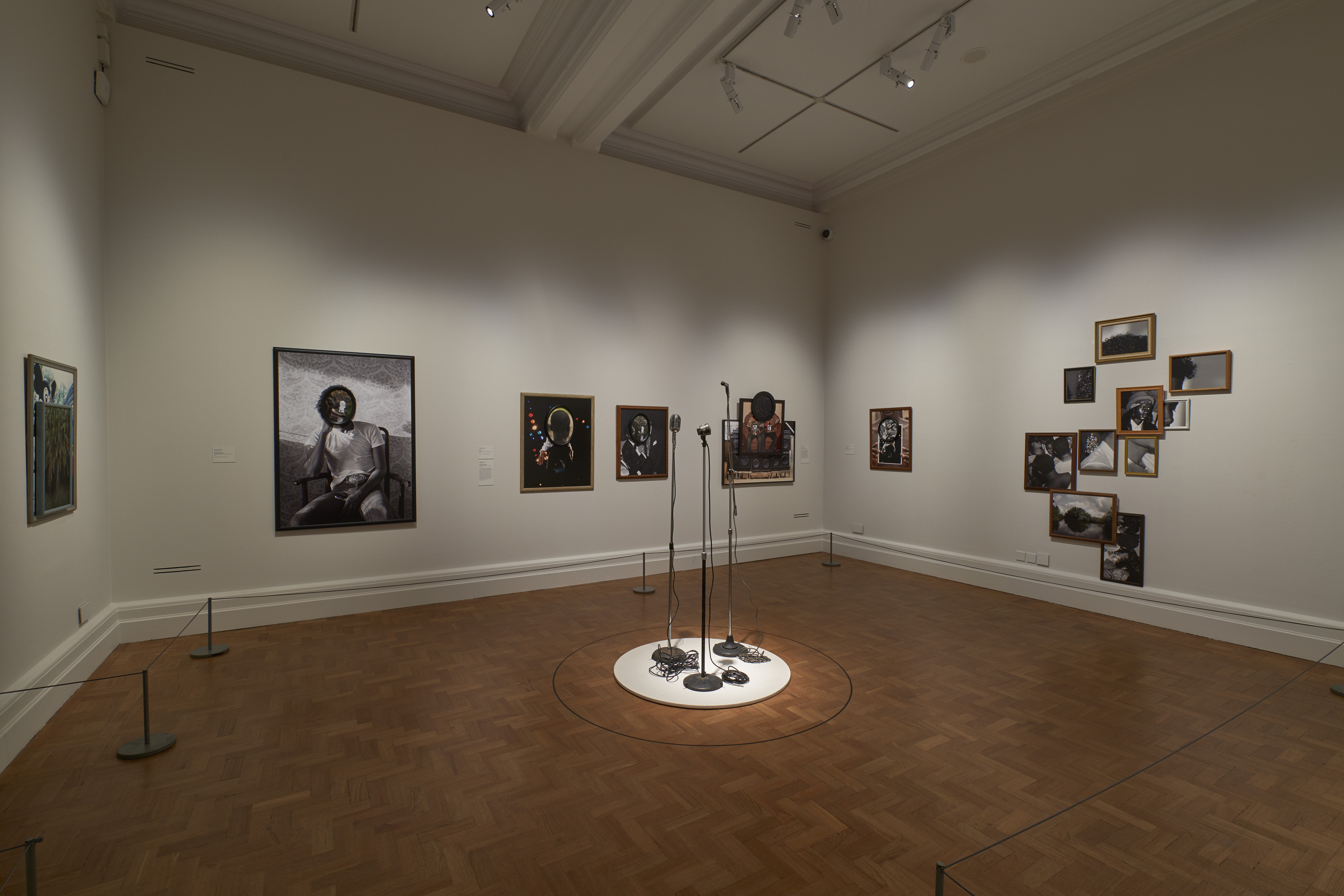 Michael Jackson: On the Wall - National Portrait Gallery, London