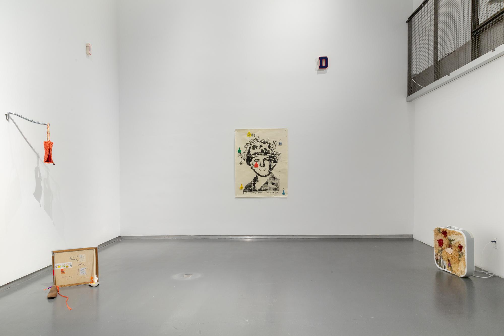 Remnant, Artifact, Flow - Thierry Goldberg