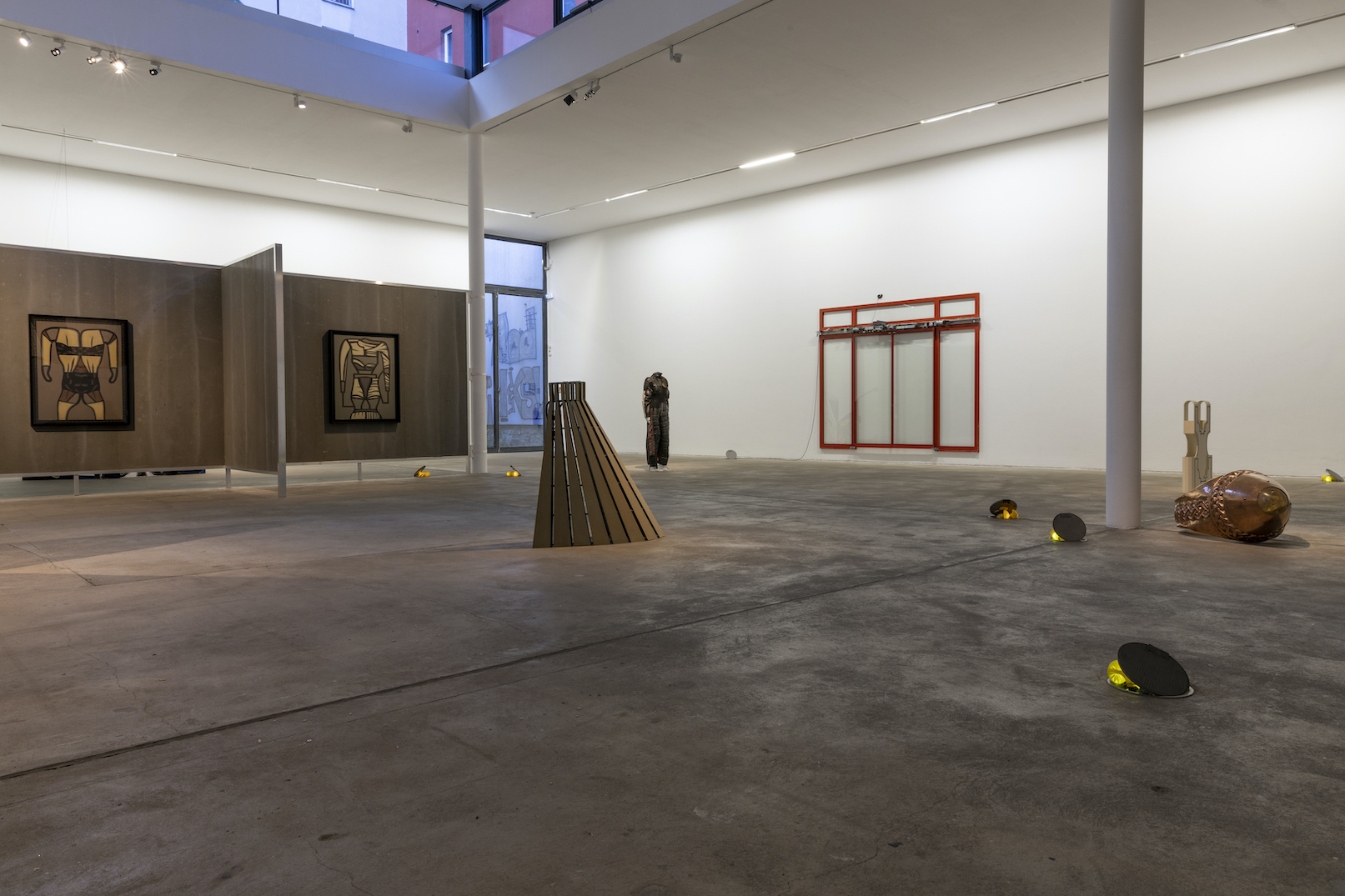 The Making of Husbands: Christina Ramberg in Dialogue - KW Institute for Contemporary Art Berlin
