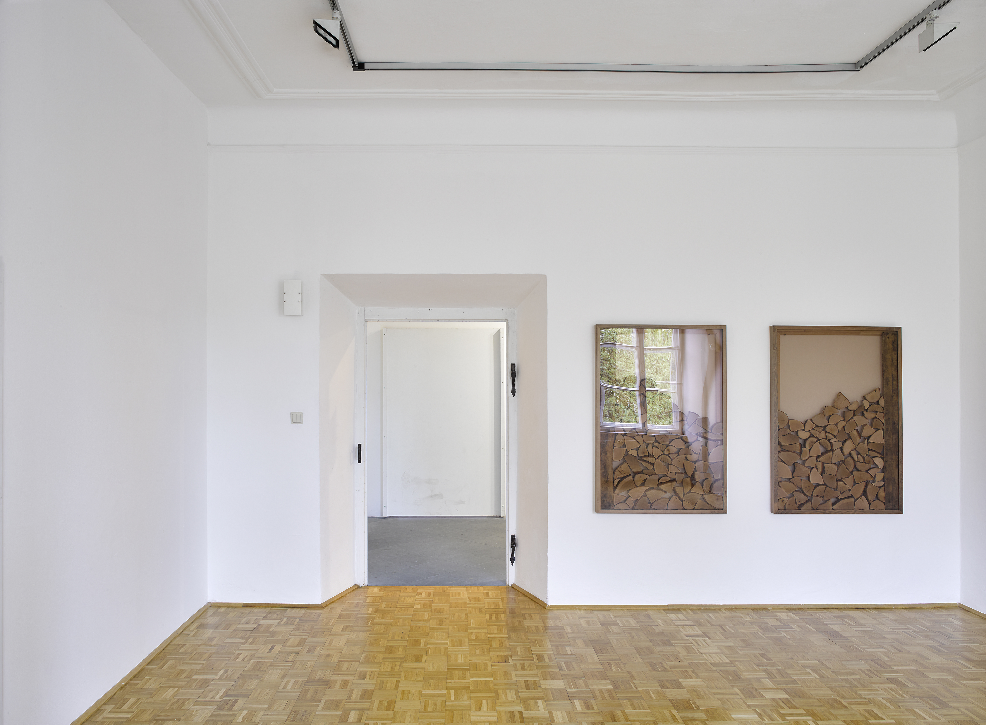 Anita Leisz, Hans-Christian Lotz - Galerie Stadt Schwaz Austria