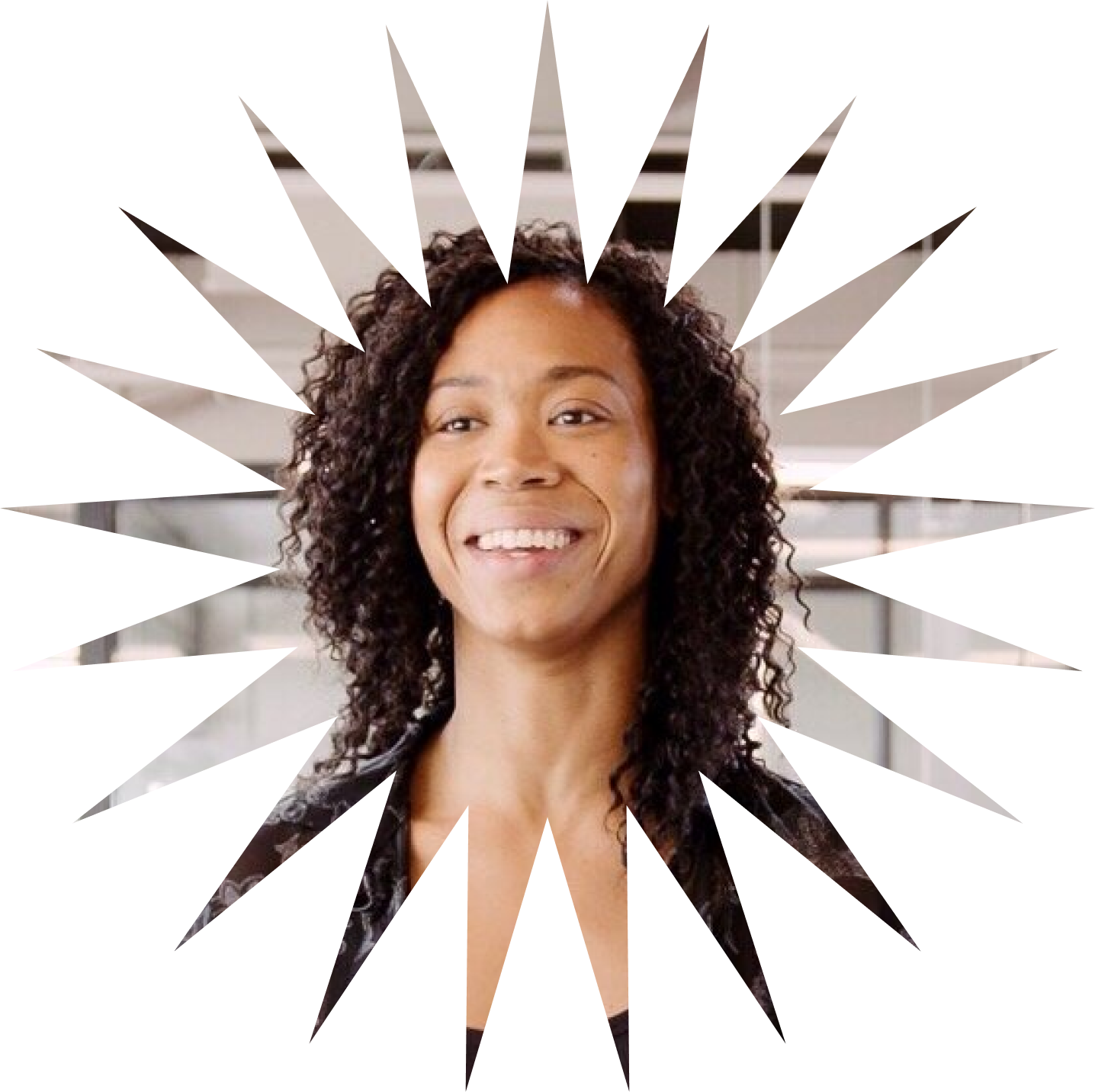 Headshot of Shavonne