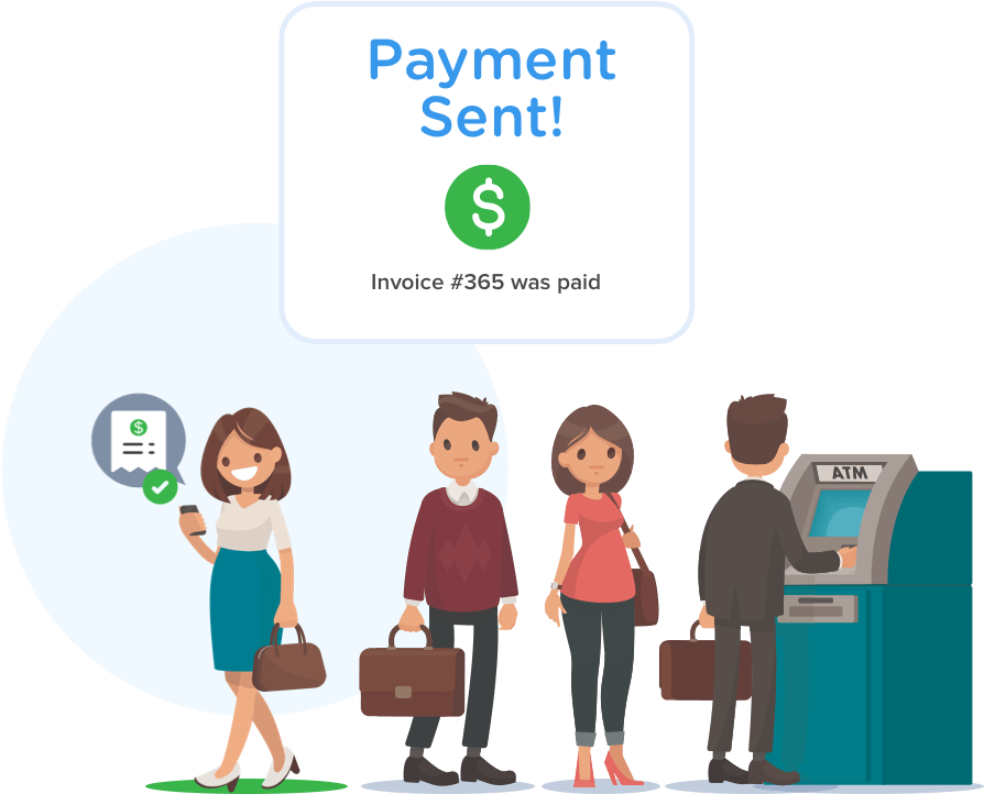 Easily submit payment for daycare services