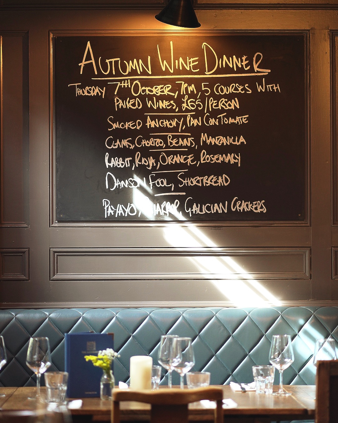 We are so excited to announce our Autumn Wine Dinner on Thursday 7th October! On this extravagant evening we will serve you 5 seasonal & delicious dishes paired with a selection of our best wines!   Only £65 per person, drop us and email or give us a call to reserve your table!   #highgate #hampstead #northlondon #pubsoflondon #wine #dinewithus #winepairings #autumn #delicious #food #foodie #foodofinstagram