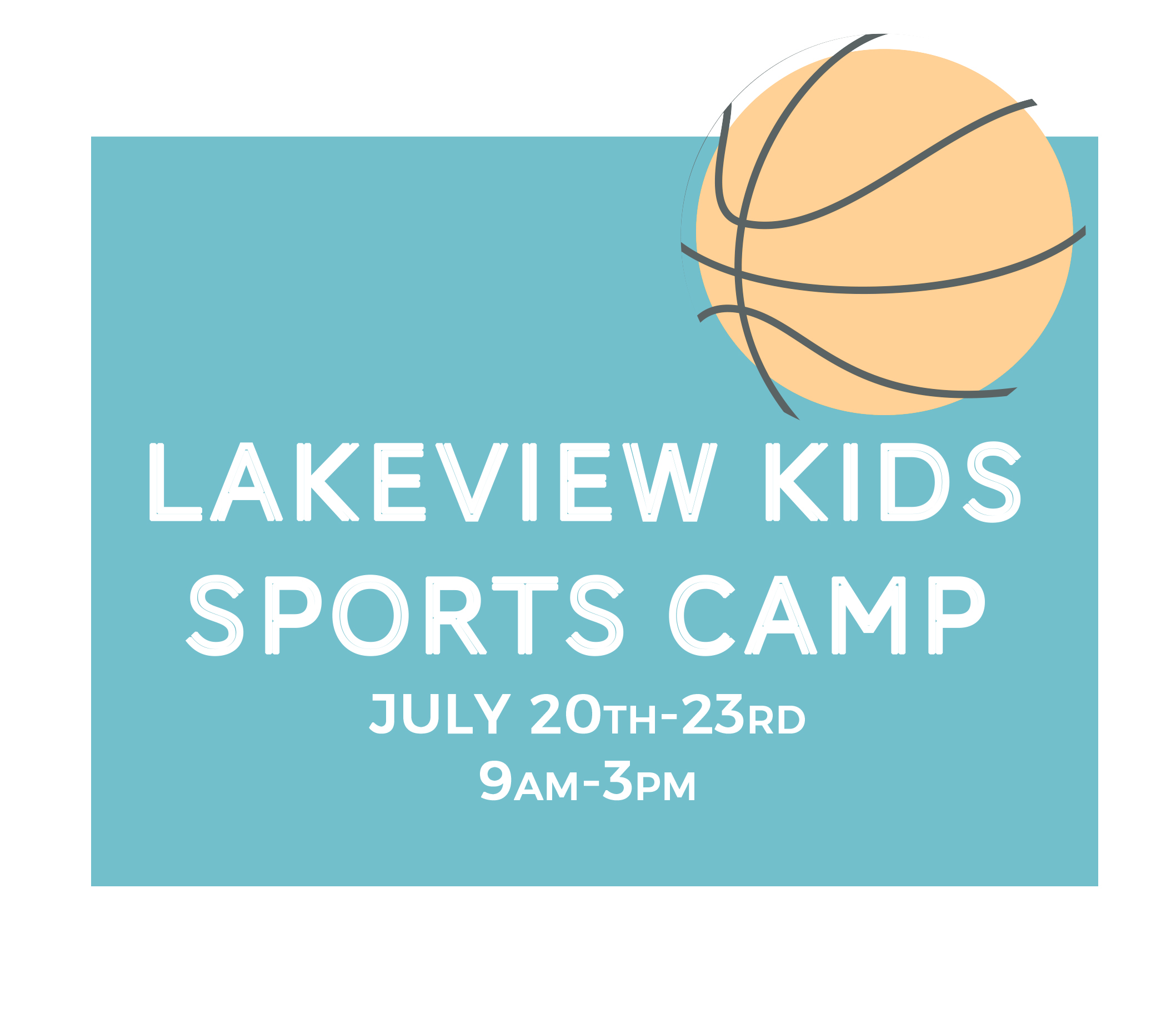 Lakeview Kids Sports Camp