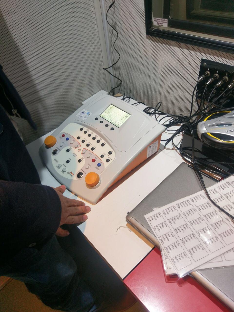 Inventis Basic Audiometer