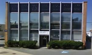 Front Entrance, Boston Office