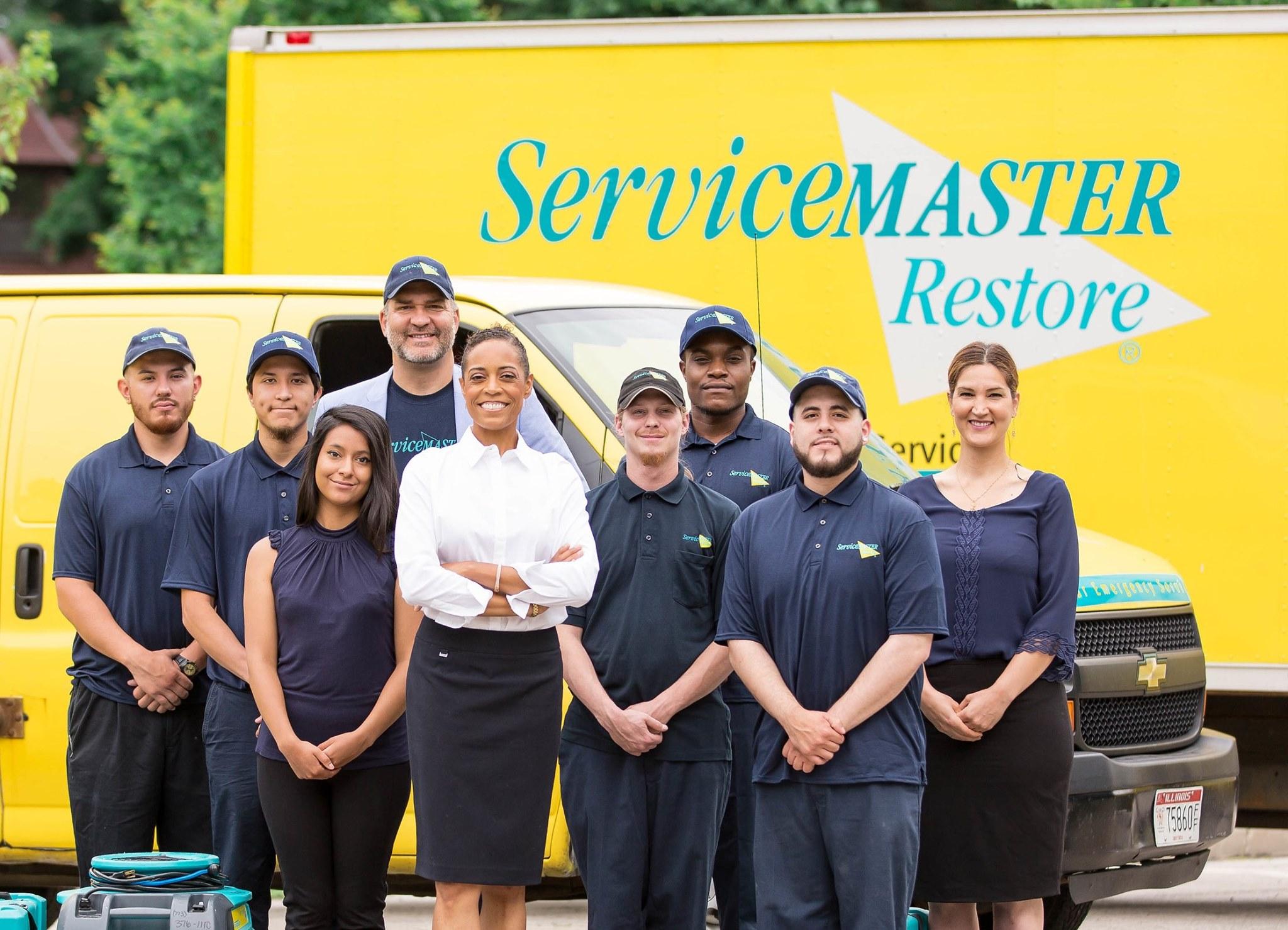 ServiceMaster Oak Park