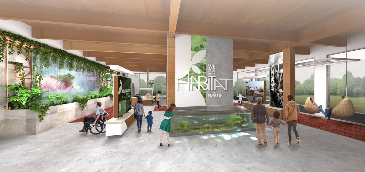 Habitat - Nature and Human Design