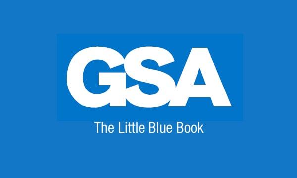 GSA The Little Blue Book