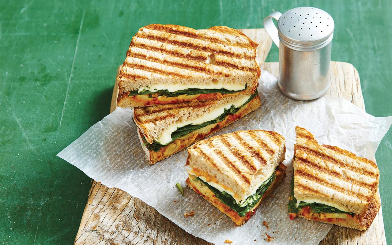 Lunch_Italian style toasties