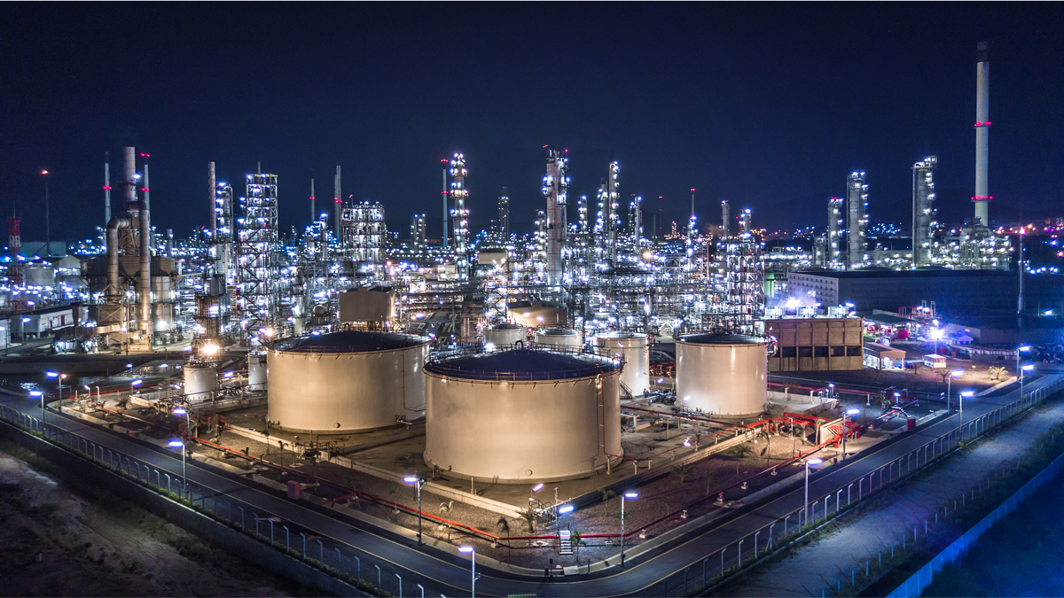 Carbon Analytics Infrastructure Energy & Oil