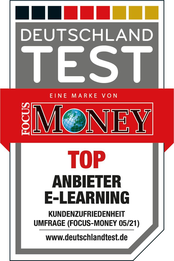 Siegel Top Anbieter E-Learning