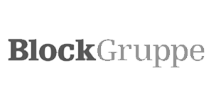 Kundenlogo Block Gruppe