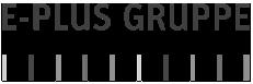 Kundenlogo E-Plus Gruppe