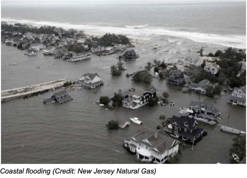 New Jersey Coastal Flooding