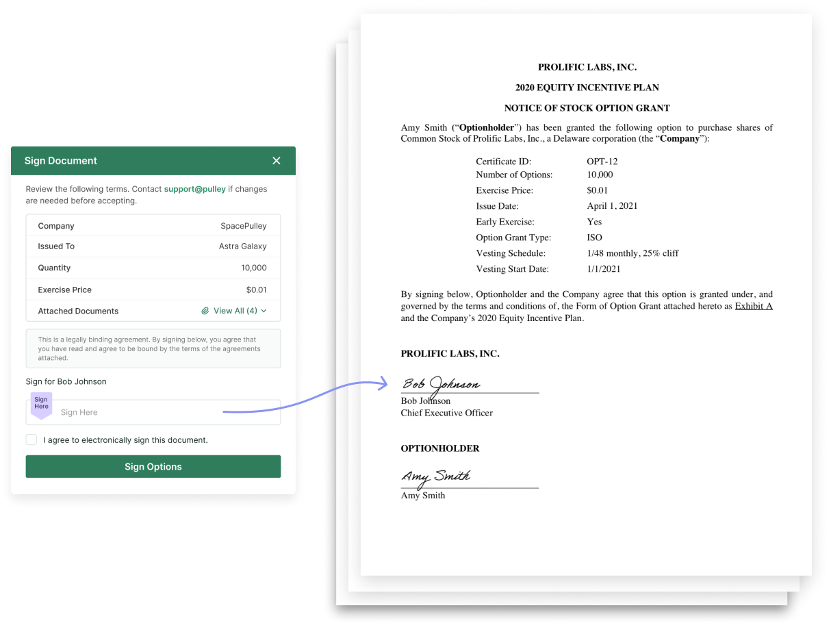 Digitally sign your legal docs