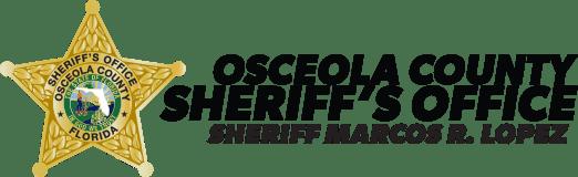Osceola County Sheriff's Office logo