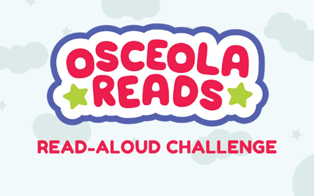 Osceola Reads Read Aloud Challenge