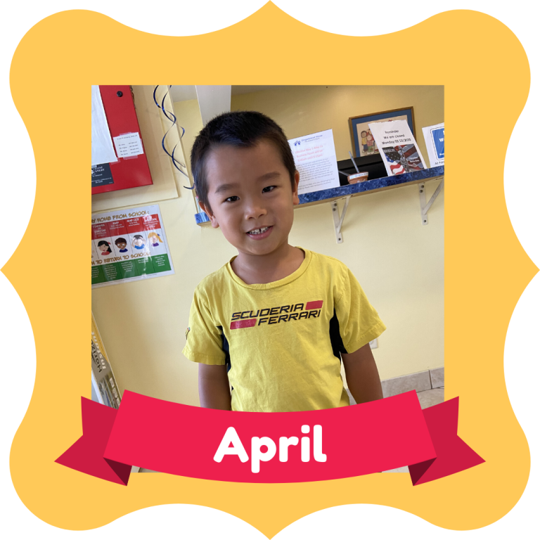 April Osceola Reads Reader of the Month