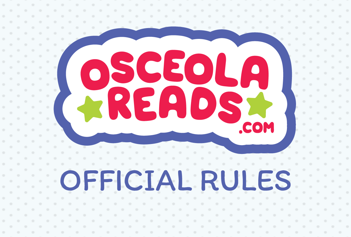 Osceola reads Official Rules