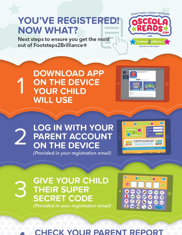English Next Steps Flyer Thumbnail