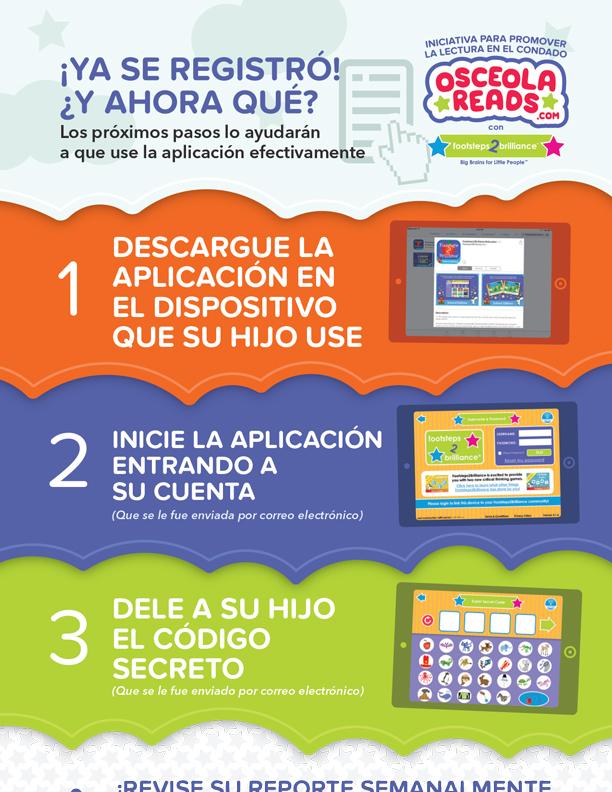Spanish Next Steps Flyer thumbnail