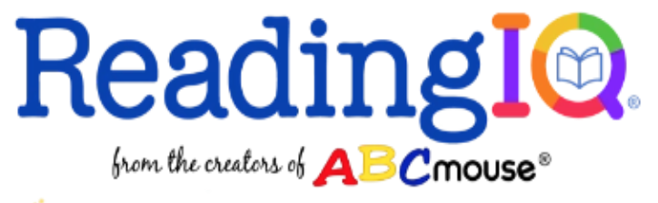 Reading IQ from the creators of ABCmouse logo