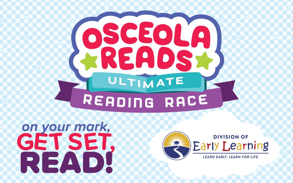 Osceola Reads Ultimate Reading Race